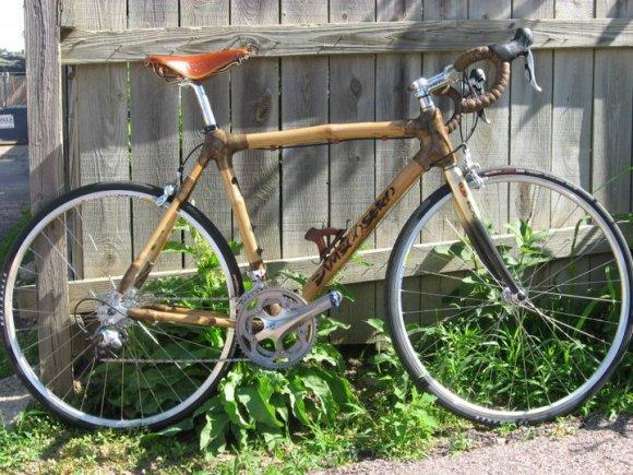 Bicicletas bambú